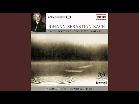 Overture (Suite) No. 2 In B Minor, BWV 1067: I. Ouverture