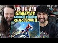 Marvel's SPIDER-MAN - Gameplay Launch TRAILER | PS4 - REACTION!!!