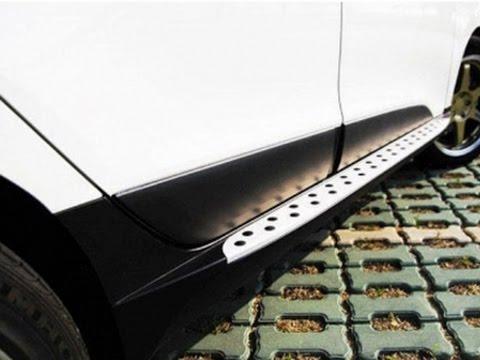 Пороги Hyundai IX35 New Tucson