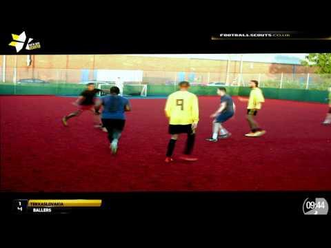 Football scouts Powerleague Tekkaslovakia vs Supreme Ballers 5 a side