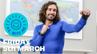 *FINAL* PE With Joe 2021 | Friday 5th March