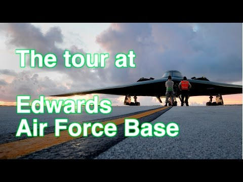 Edwards Air Force Base Tour