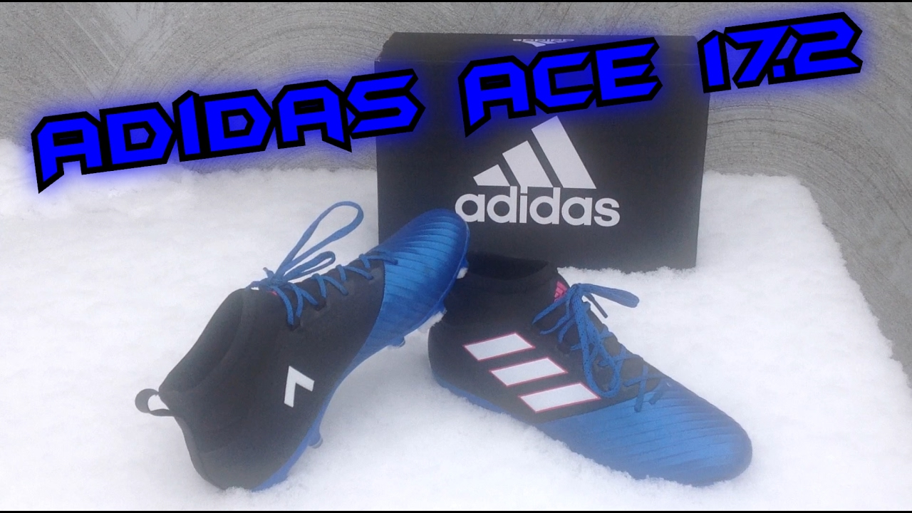 brand new afd0d a062a Adidas ACE 17.2 Primemesh Blue - Unboxing