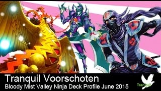 Mist Valley Ninja deck profile June 2015