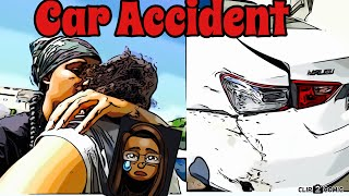 "EZEE X NATALIE gets in a ""CAR ACCIDENT"" EZEE HITS HER HEAD  
