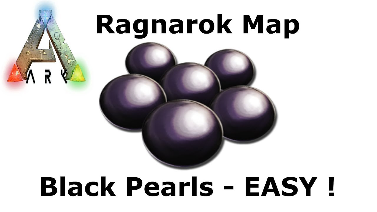 ✅ Where to Get Black Pearls Ragnarok Map