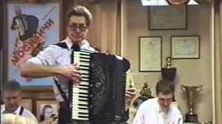 Тико-тико. Tico - tico. Валерий Арафаилов, аккордеон.