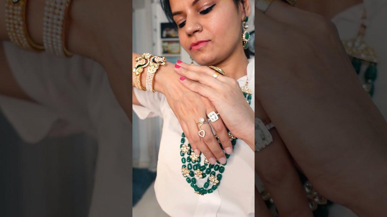 #Shorts -1   INDO WESTERN STYLE/LOOK   PratimasLIFENLiving