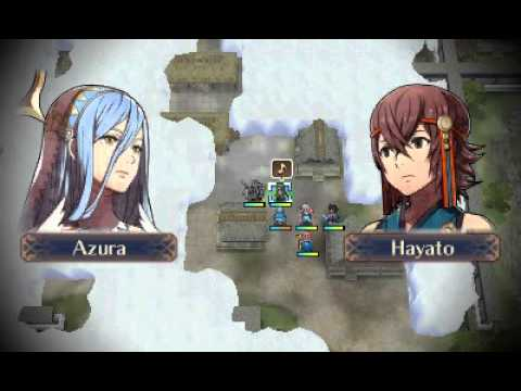 Fire Emblem Fates: Revelation - Chapter 10 Voice of a God (Classic-Lunatic)