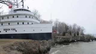 This 90-Year-Old Cargo Ship is Actually a Cliffside Home