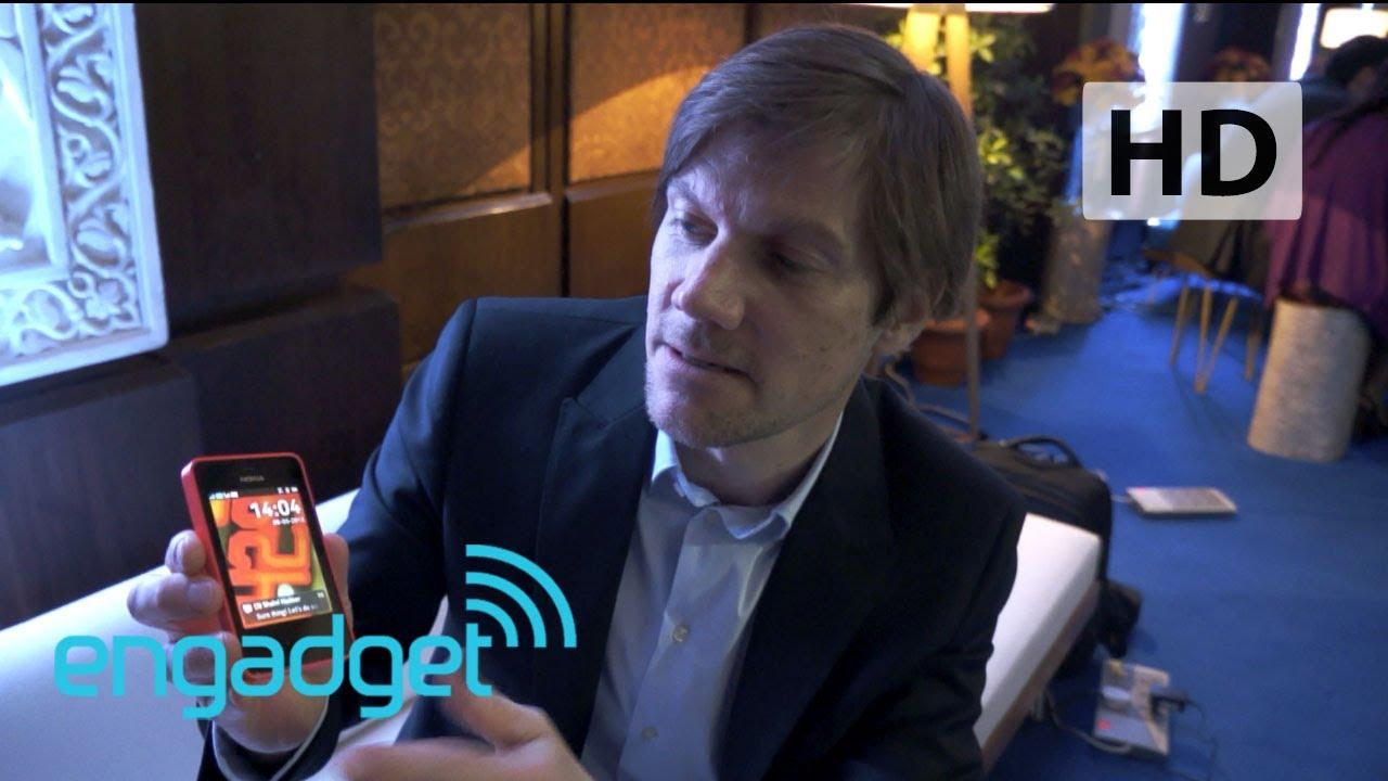 Engadget entrevista a Jussi Nevanlinna, jefe de comunicaciones de Nokia para Mobile Phones