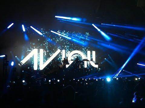 Avicii Concert at the Hollywood Bowl - 11/09/2013