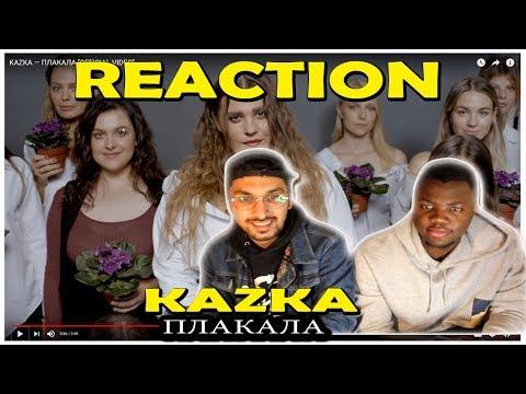 KAZKA — ПЛАКАЛА [OFFICIAL VIDEO] | REACTION