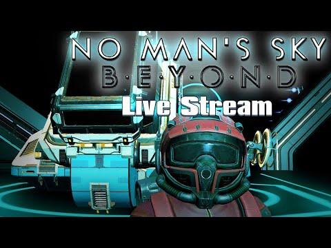 WARP SPEED MR. SPICY - No Man's Sky Live Ep4 + vidéo