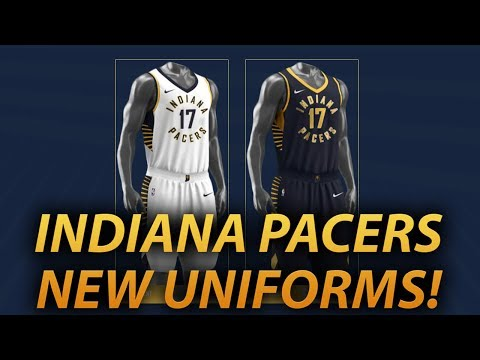 INDIANA PACERS REBRAND REACTION! NEW UNIFORMS?