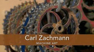 Carl Zachmann: Machine Artist