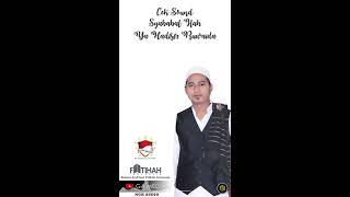 Cek Sound | Ridwan asyfi feat Fatihah Indonesia - Syababal Ilah - Ya Hadisir Ruwaida