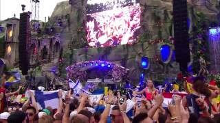 Tomorrowland 2013 - Axwell (full set)