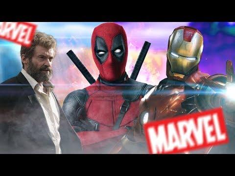Топ 10 Лучших Фильмов Марвел - Видео онлайн