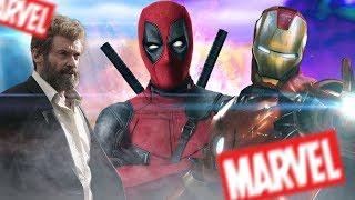 Топ 10 Лучших Фильмов Марвел