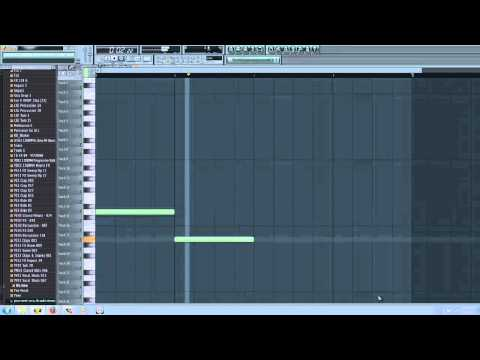 how to make trance melodies