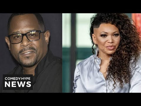 C-Rob Blog (58472) - Martin Lawrence Finally Responds To Tisha Campbell Accusations