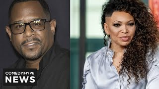 Martin Lawrence Finally Responds To Tisha Campbell Accusations: None Of That Was True  - CH News