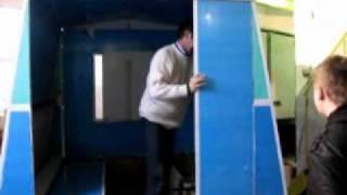 Мобильный дом (прицеп-трансформер)