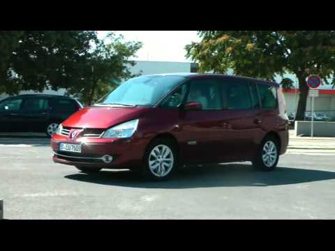renault grand espace iv diesel 2 0 2007 youtube. Black Bedroom Furniture Sets. Home Design Ideas