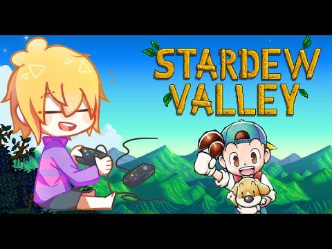 Stardew Valley : 星露谷物語【中文字幕】 我戀愛了 - YouTube