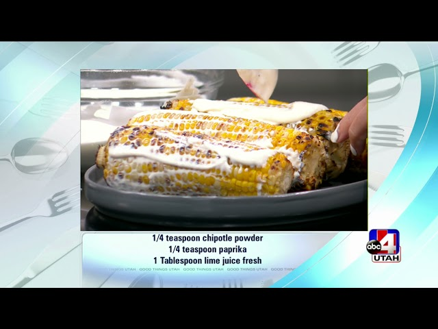 Elote with doTERRA Lime Oil
