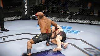 nL Live - EA UFC 3 Career Mode [FINAL PART]