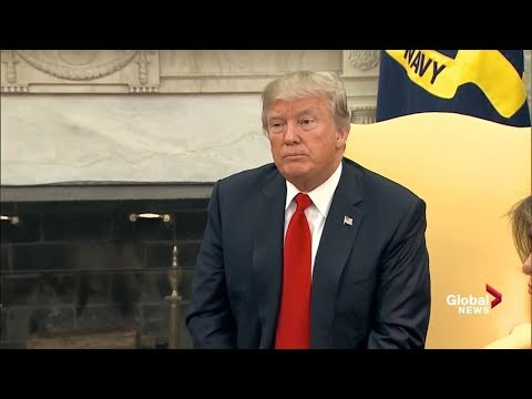 Trump wants U.S. nuclear arsenal in 'tip top shape'
