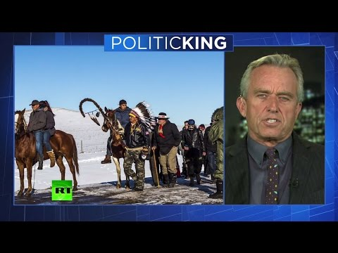 DAPL spill would be part of 500-year genocide against Natives – Robert Kennedy, Jr.