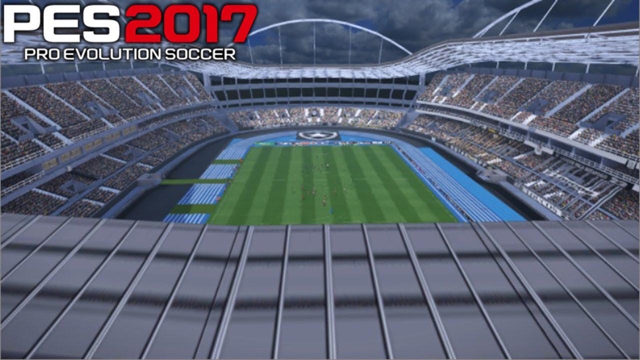 df6ab6361c ESTÁDIO NILTON SANTOS - Botafogo x Fluminense - (Patch BMPES) - YouTube