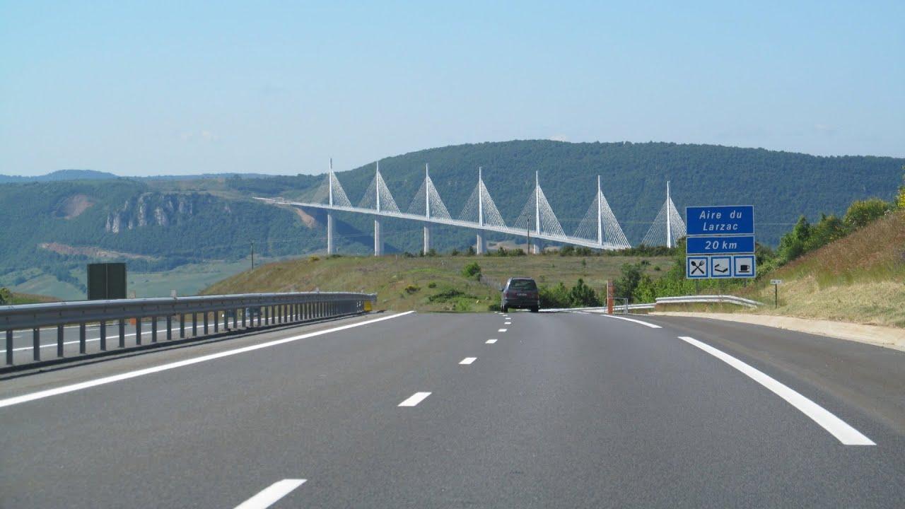 France A75 Marvejols