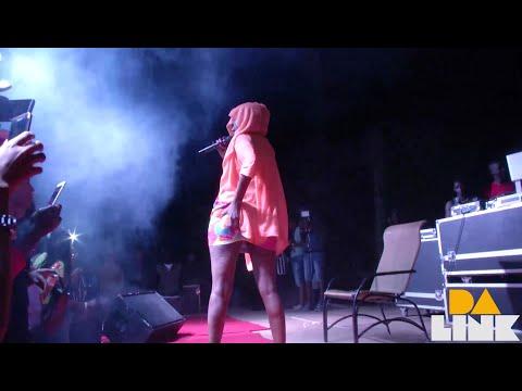 DA LINK Sheebah Karungi in Kigali