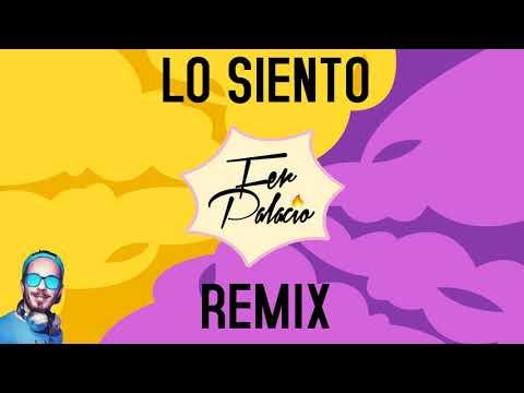 Beret - Lo siento (Remix) x Fer Palacio