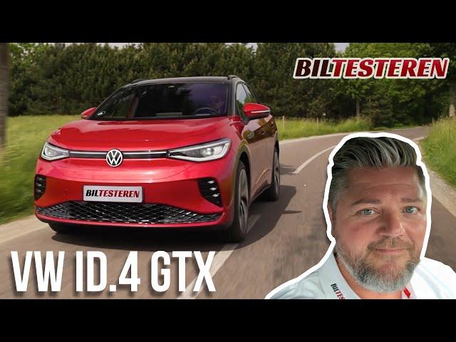 VW ID 4 GTX (første indtryk)