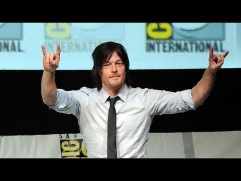 The Walking Dead | San Diego Comic Con 2013 [Full Panel]