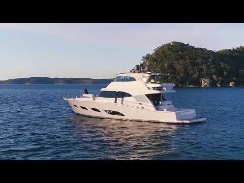 Riviera 68 Sports Motor Yacht Lifestyle