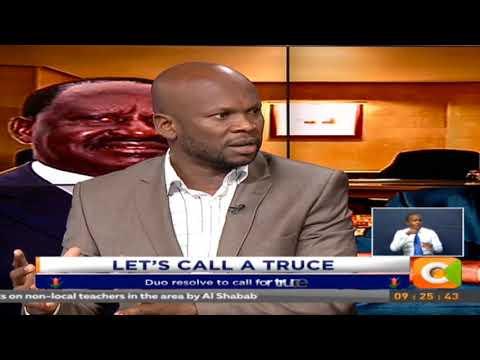 Citizen Weekend | What Uhuru-Odinga truce mean for Kenya #CitizenWeekend