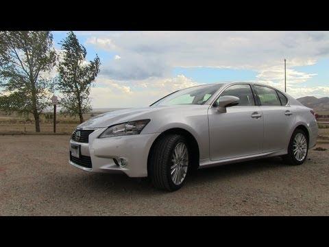 2013 Lexus GS 350 Mile High 0-60 MPH Performance test
