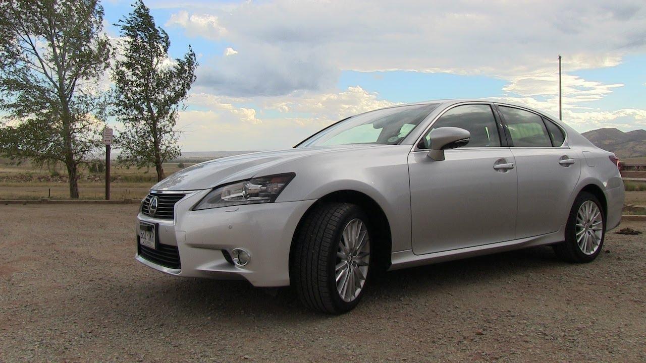 2013 Lexus GS 350 Mile High 0 60 MPH Performance test