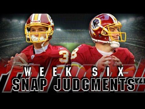 Who should start at QB for the Washington Redskins: Rex Grossman or John Beck?