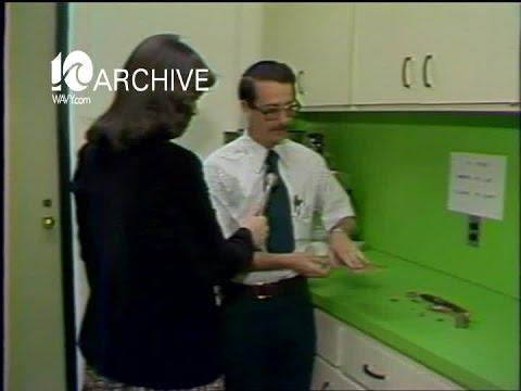 WAVY Archive: 1979 VB Kempsville High School Pipe Bomb