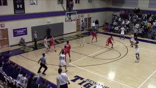 11-09-18 | Men's Basketball | Game winning shot vs. Huntingdon