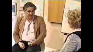1995: arts-broadcaster Gini Rosen interviews multi-disciplinary poet Bob MacKenzie