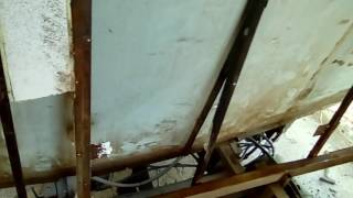 видео ремонт будки на Газель