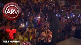 Julión Álvarez celebra por partida triple en Mazatlán | Al Rojo Vivo | Telemundo